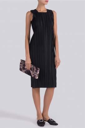 Pleats Please Issey Miyake Kira Kira Sleeveless Dress