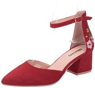 60eec52eb8f Brown Low Heel Heels - ShopStyle Canada