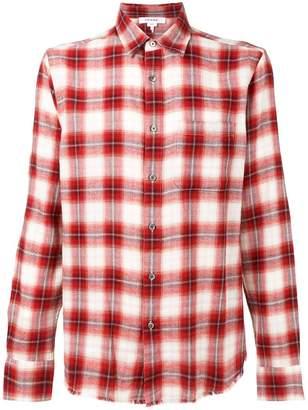Frame check shirt