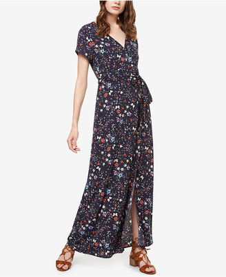Sanctuary Floral-Print Maxi Dress $139 thestylecure.com