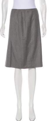 Valentino Knee-Length Pencil Skirt