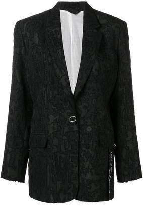 Diesel tailored blazer