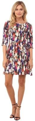 French Connection Record Ripple Drape Dress 71EBI Women's Dress