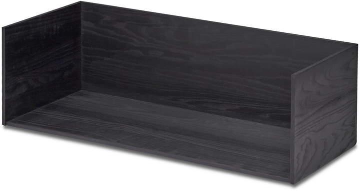 Skagerak - Vivlio Regalmodul large, schwarz