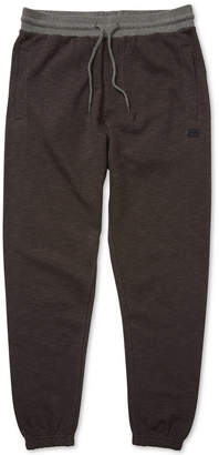 Billabong Men's Balance Regular-Fit End-On-End Textured Fleece Sweatpants
