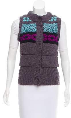 Free People Wool Knit Vest