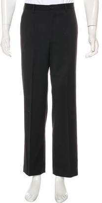 Dolce & Gabbana Flat Front Pants