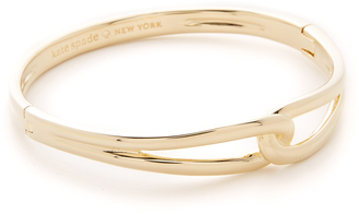 Kate Spade New York Get Connected Loop Bangle $78 thestylecure.com