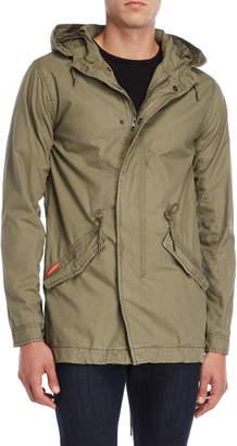 Superdry Rookie Service Parka Jacket