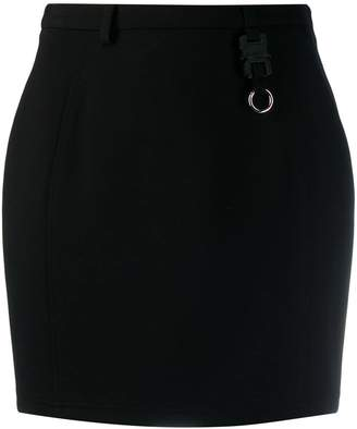 Alyx fitted mini skirt