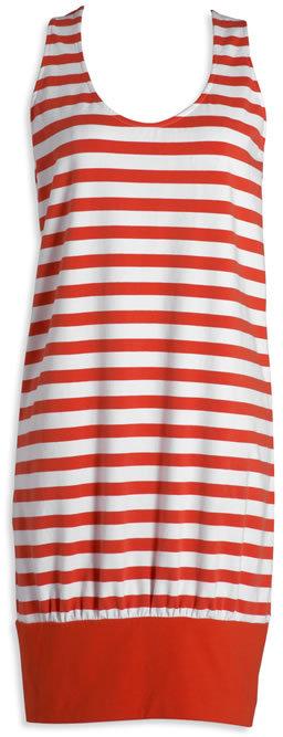 AE Striped Twisted Dress