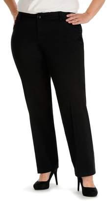 Lee Plus Size Maxwell Modern Fit Curvy Dress Pants