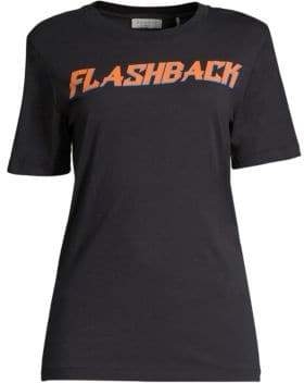 Sandro Cotton Flashback T-Shirt