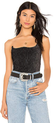 h:ours Selina Bustier