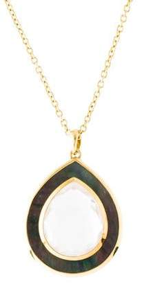 Ippolita 18K Shell & Quartz Ondine Pendant Necklace