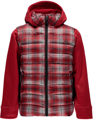Spyder Boys' Mt. Elbert Jacket