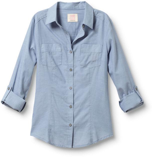 Isla Chambray Shirt