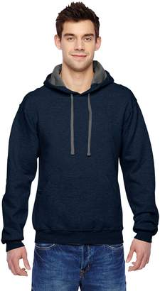 Fruit of the Loom Men's Double-Needle Fashion Hoodies__