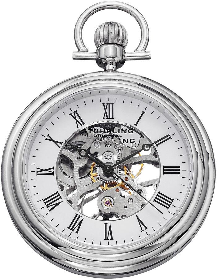 pocket watch gears drawing