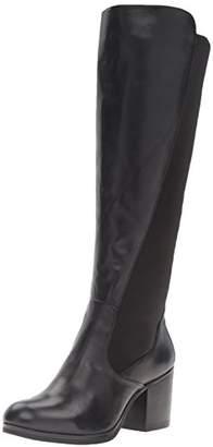 Nine West Women's Jango Leather Over-The-Knee Boot