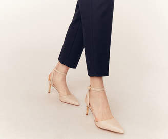 Oasis Stacie Pointed Toe Heels