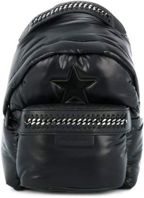 Stella McCartney Falabella star GO backpack