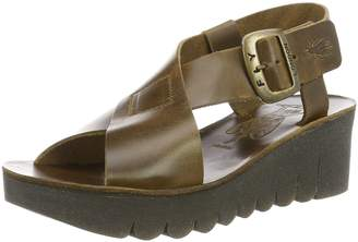 Fly London Women's Yild880fly Wedge Sandal