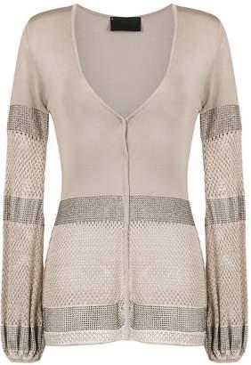 Andrea Bogosian knitted cardigan