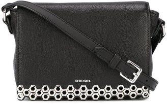 Diesel 'Rachela' crossbody bag $200.20 thestylecure.com