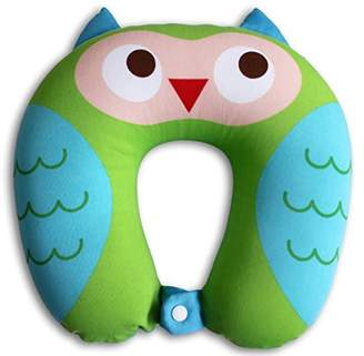 Nido Nest Kids Travel Neck Pillow Rest for Children - Airplanes