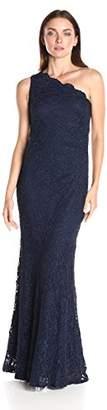Decode 1.8 Women's One Shoulder Lace Dress