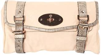 Mulberry Alexa Pink Leather Clutch Bag