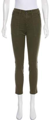 Adriano Goldschmied Mid-Rise Skinny Pants
