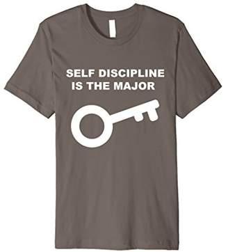 Major Key:Self Discipline (White)