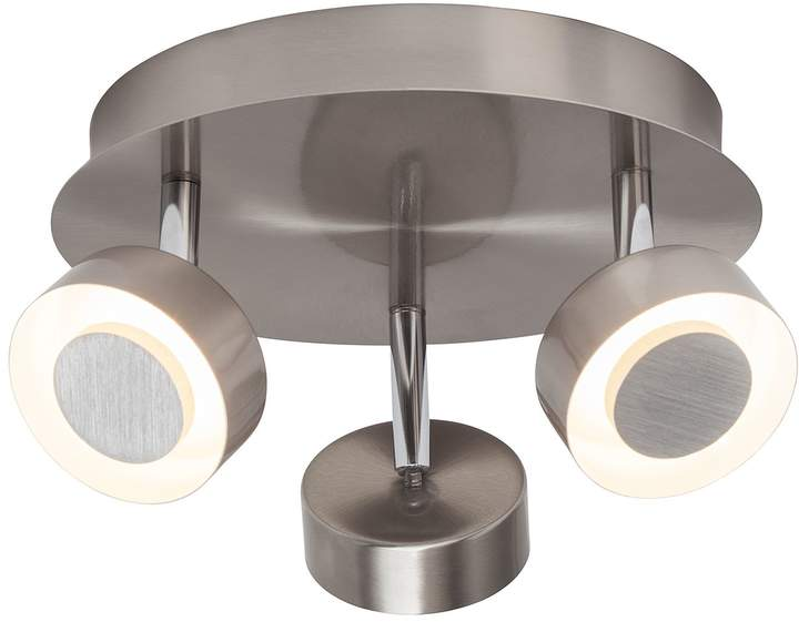 EEK A+, LED-Deckenleuchte Orban 3-flammig