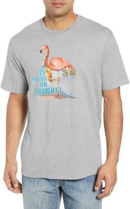 Tommy Bahama Is Mai Tai on Straight? T-Shirt