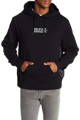 Belstaff Elmhurst Hooded Graphic Sweatshirt