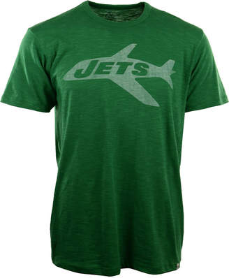 '47 Men's New York Jets Retro Logo Scrum T-Shirt