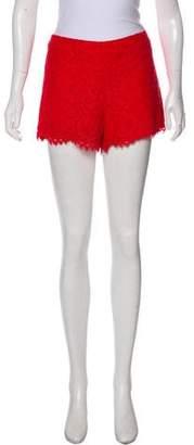 Alice + Olivia Mini Lace Shorts w/ Tags