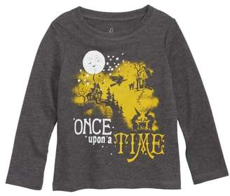 Peek Once Upon a Time Graphic Tee