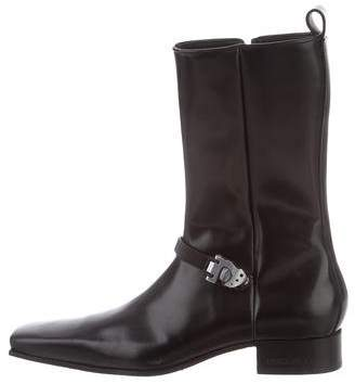 DSQUARED2 Tall Leather Boots
