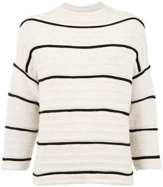 OSKLEN striped sweater