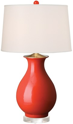 Pe Pa Bulb Vase Lamp in Red - OUT OF STOCK