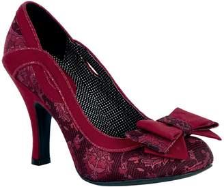 Ruby Shoo Women's Ivy Mid Heel Court Shoe High Heel Pumps Uk 4 - Eu 37 - Us 6