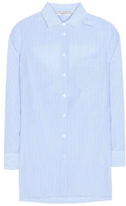 Valentino Striped silk shirt