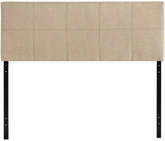 Modway Oliver Queen Upholstered Fabric Headboard