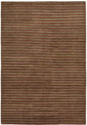 "ABC Home Contemporary Silk & Wool Rug - 6'1""x8'9"""
