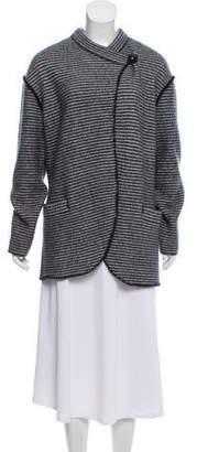 Hermes Cashmere Knit Jacket