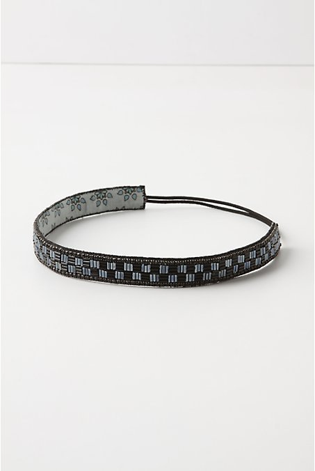 Checkerboard Headband