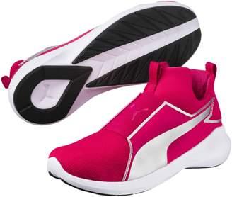 Rebel Mid Gleam JR Training Shoes